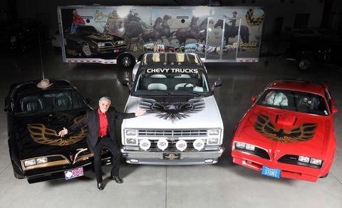 Barrett-Jackson to Auction Vehicles from the Burt Reynolds