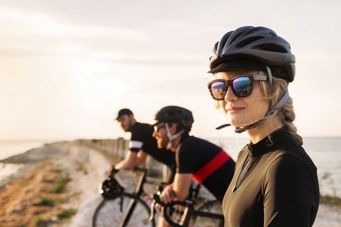 Cycling Is One of the Best Activities You Can Do to Banish a Bad Day
