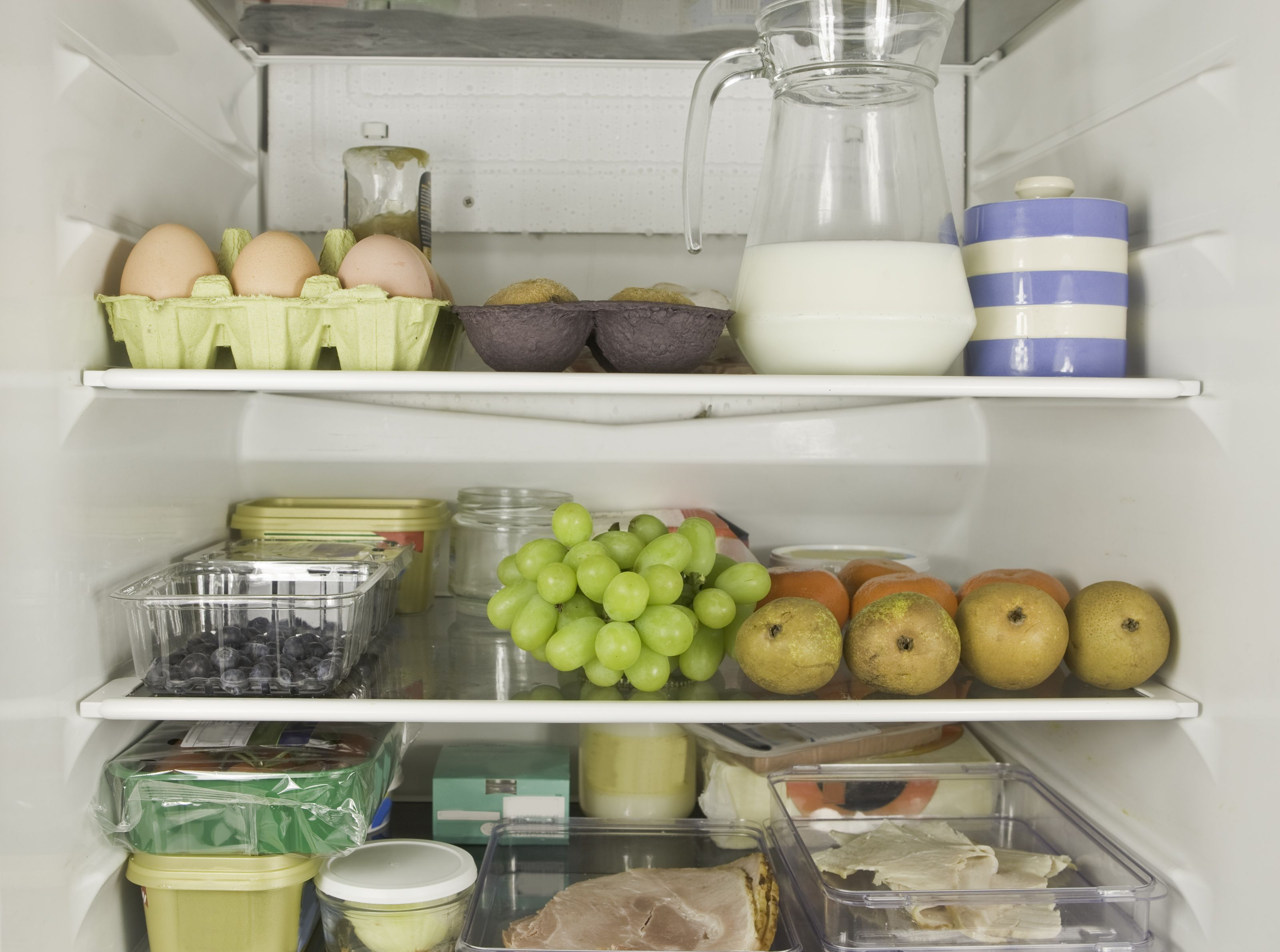 Learn how to store your food better so it doesn't go bad.