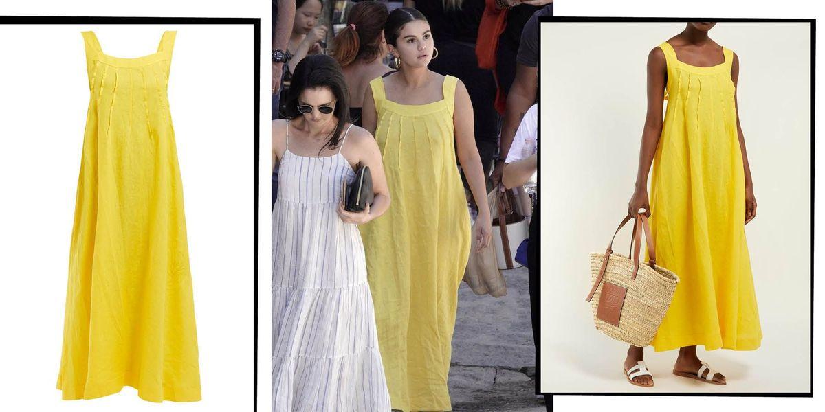 Shop Selena Gomez's Three Graces London Holiday Wardrobe Now