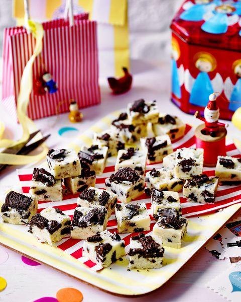 best white chocolate recipes three ingredient chocolate oreo fudge