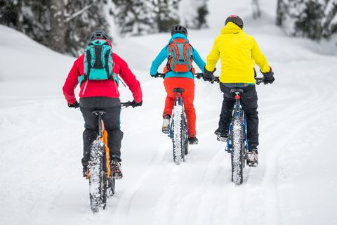 11 Things That Happen When You Ride All Winter