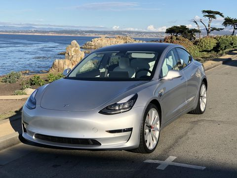 Tesla Model 3 — New Tesla Review