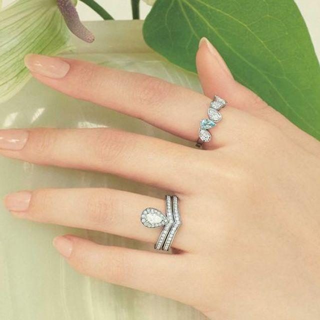 指輪は3本が黄金バランス!重ね付け+αで決まるリングコーデ指南