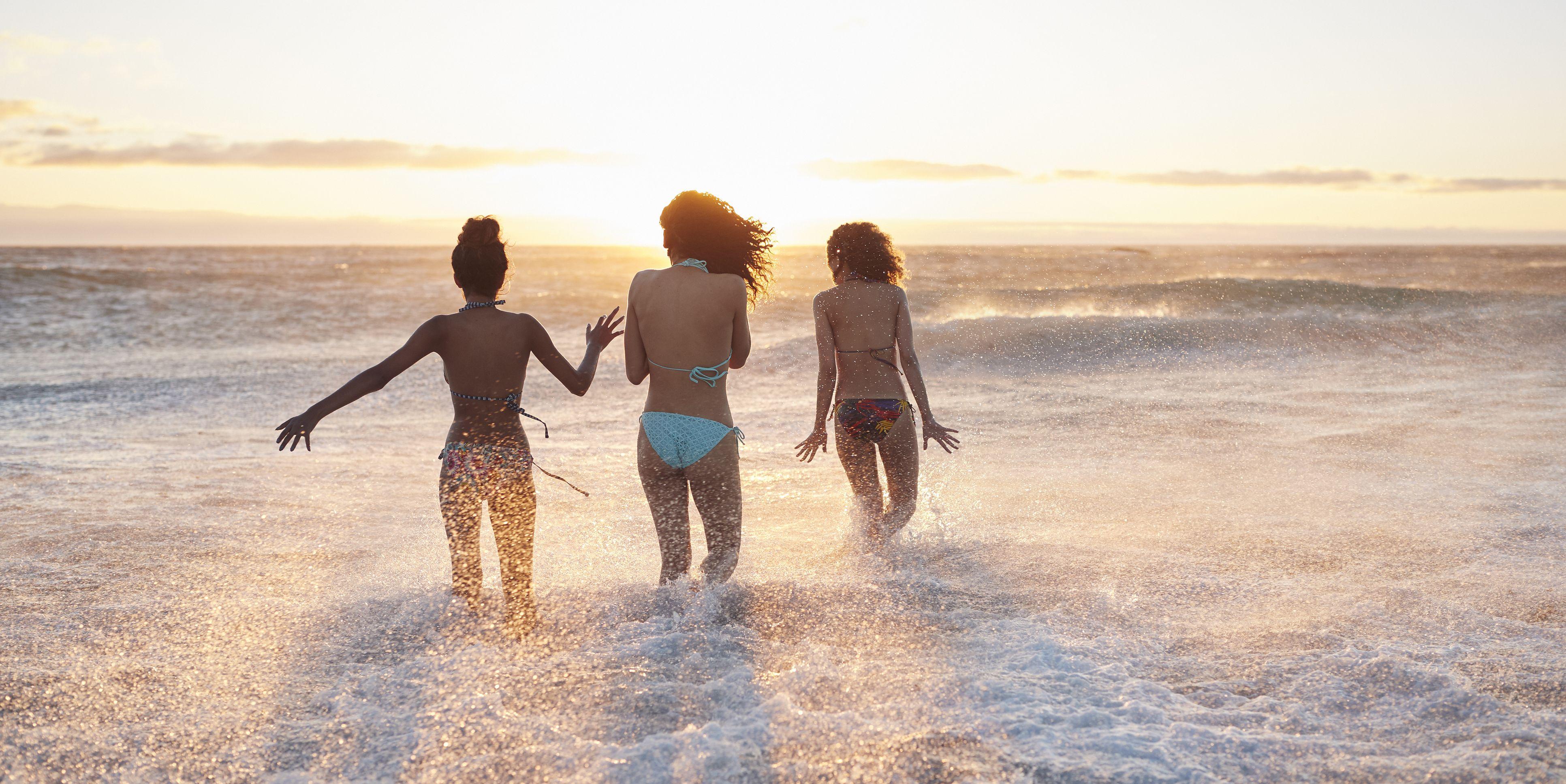 bikini-strand