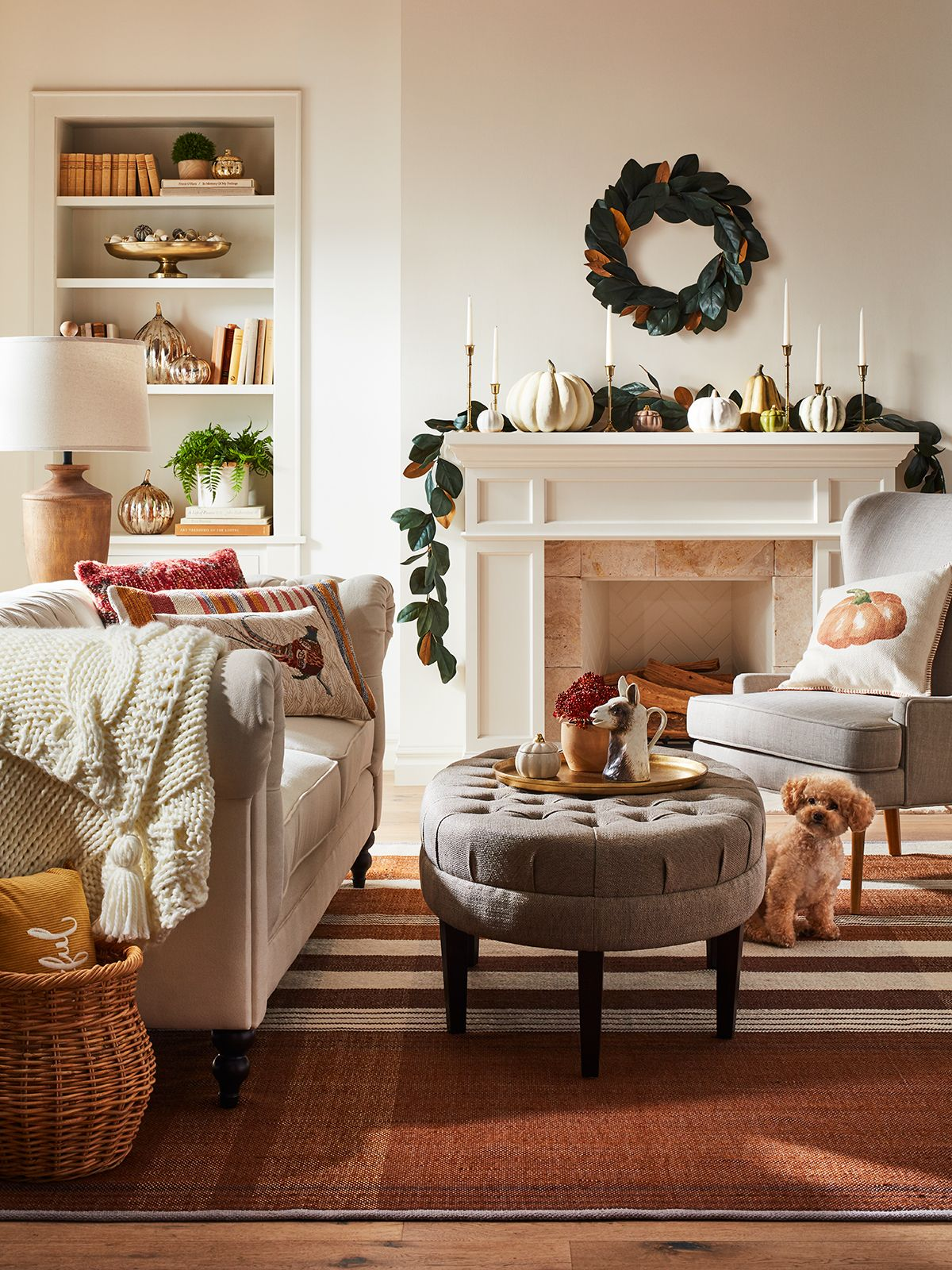 Target's New Fall Collections Give an Updated Spin on Classic Autumn Decor