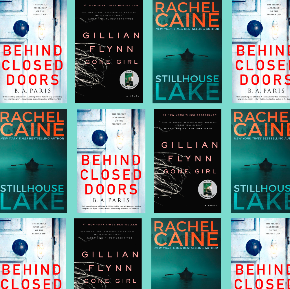 16 of the Best Thriller Books That'll Keep You Turning the Page