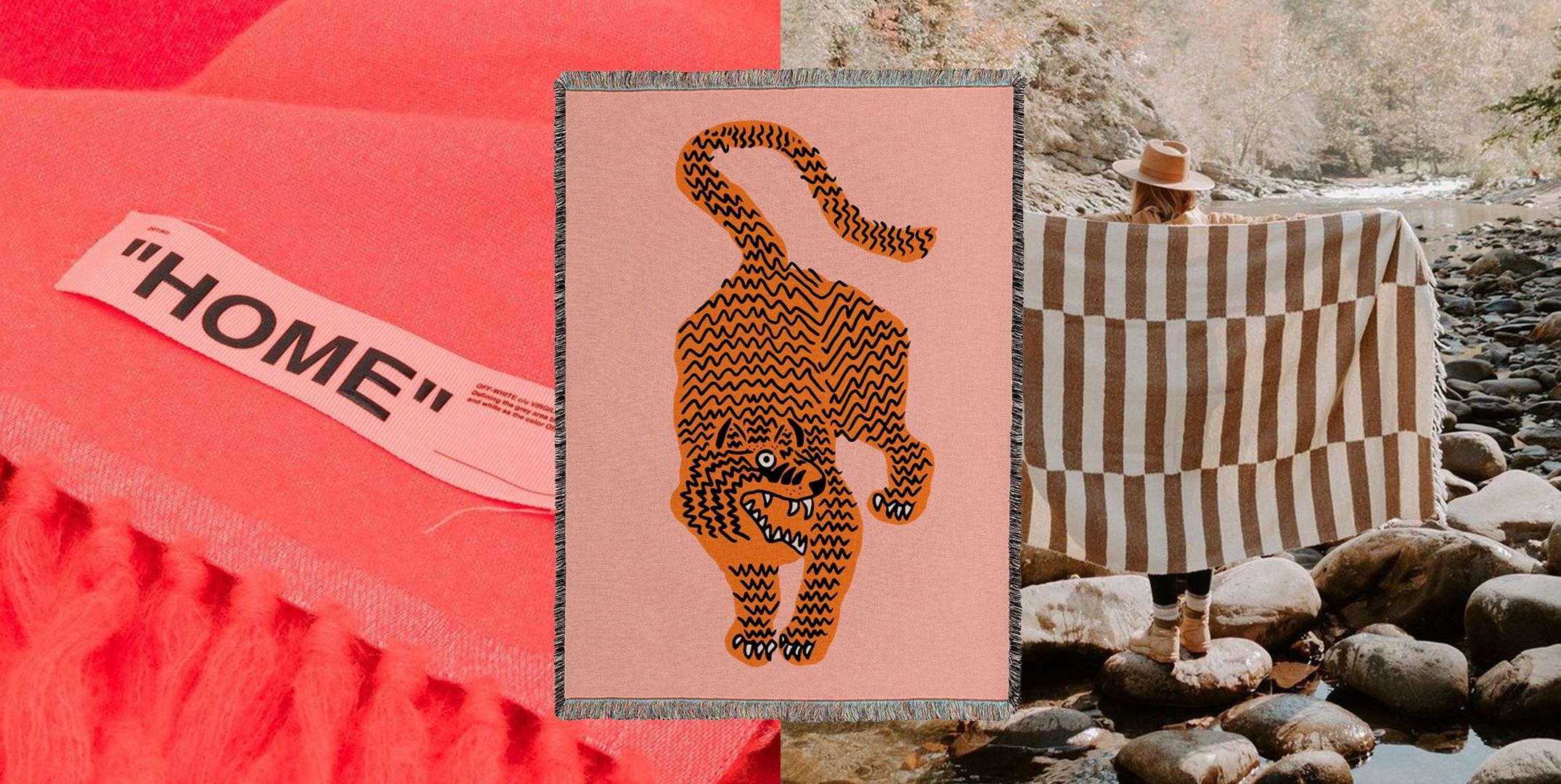 15 Of The Cutest Throw Blankets To Make Your Home Super Cozy And Aesthetic Flipboard