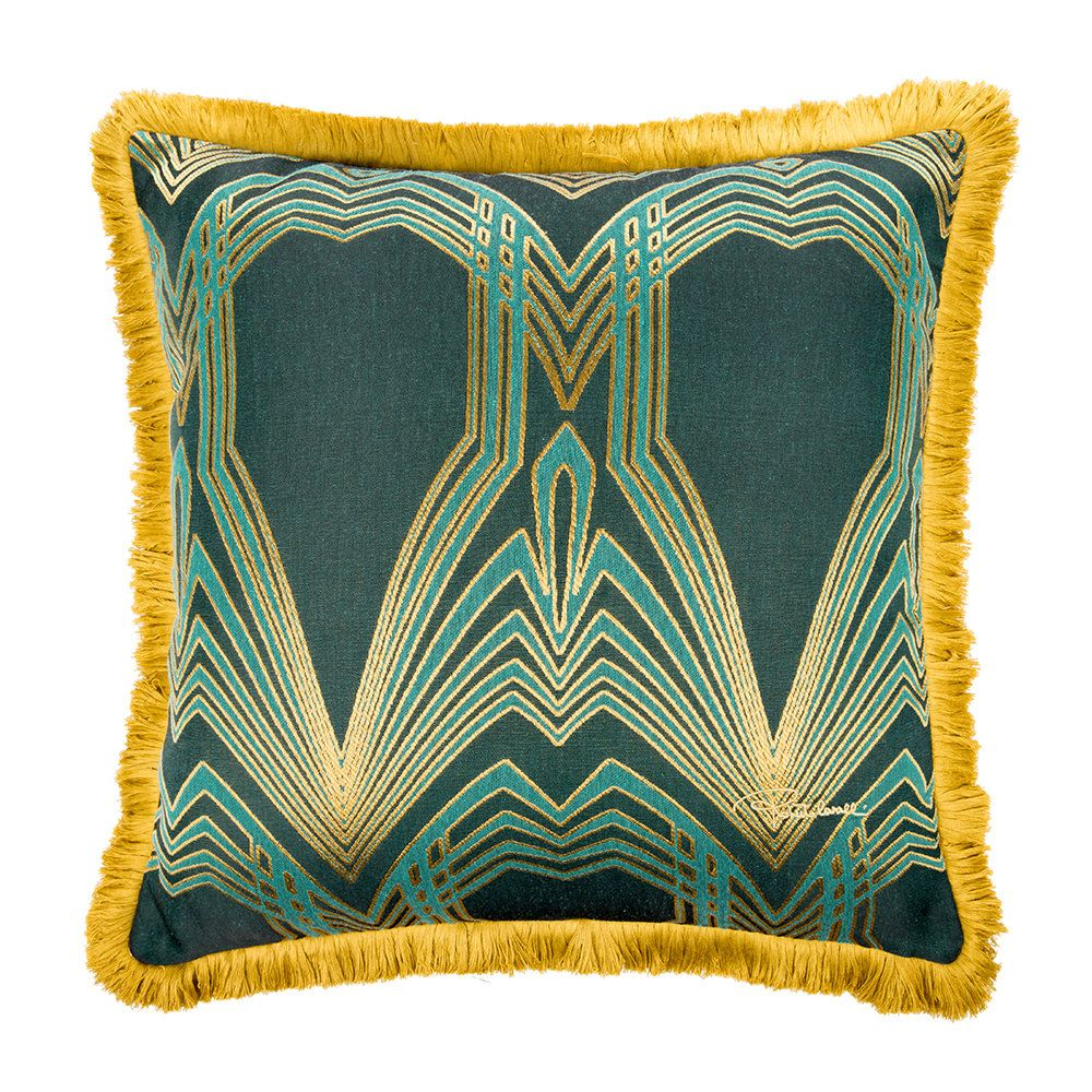 20 Fringe Throw Pillows That Make The