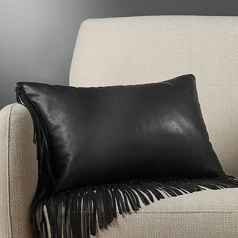 20 Fringe Throw Pillows That Make The Funkiest Living Room
