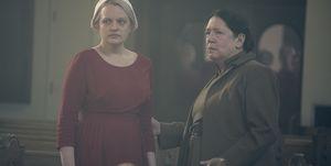 aunt lydia ann dowd season 3 handmaids tale Postpartum