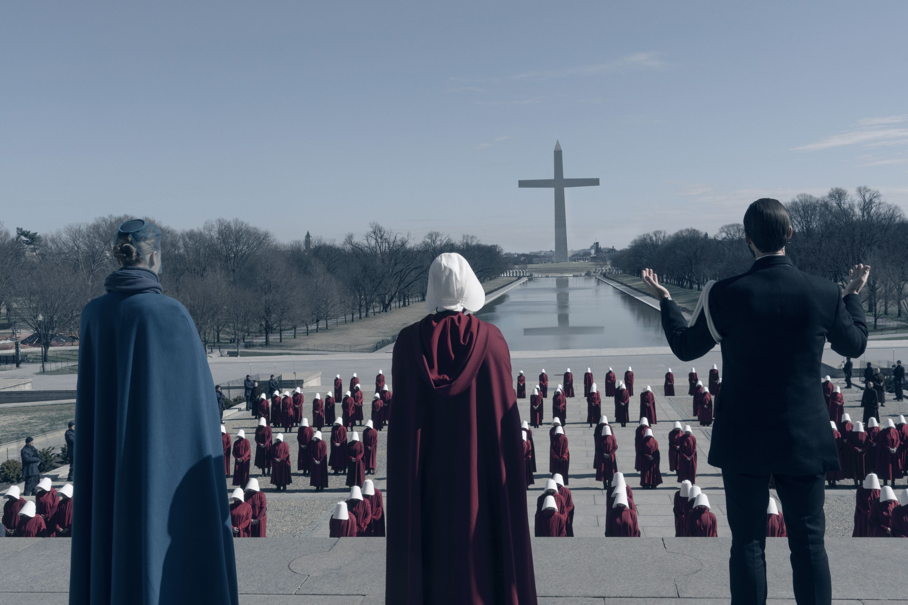 How The Handmaid's Tale Built Its Nightmare Vision of Washington, D.C.