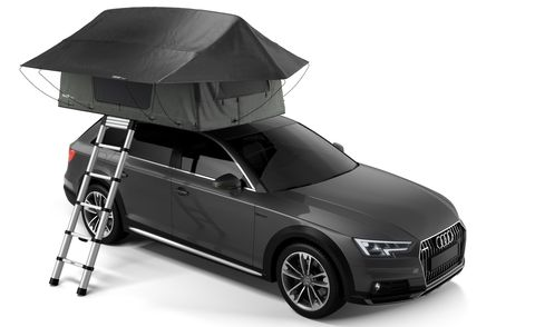 thule rooftop tent