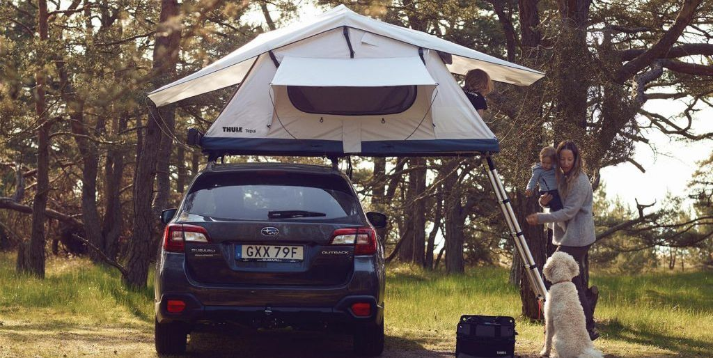 Grab These Great Rooftop Tent Deals on Cyber Monday