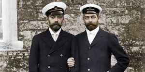最後 ロシア皇帝 ロマノフ朝 写真 発見 新たな