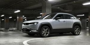 Mazda,マツダ,2020,MX-30,ロータリーエンジン,EV,電気自動車,クロスオーバー,最新