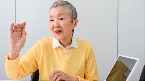 世界最高齢プログラマーMasako Wakamiya