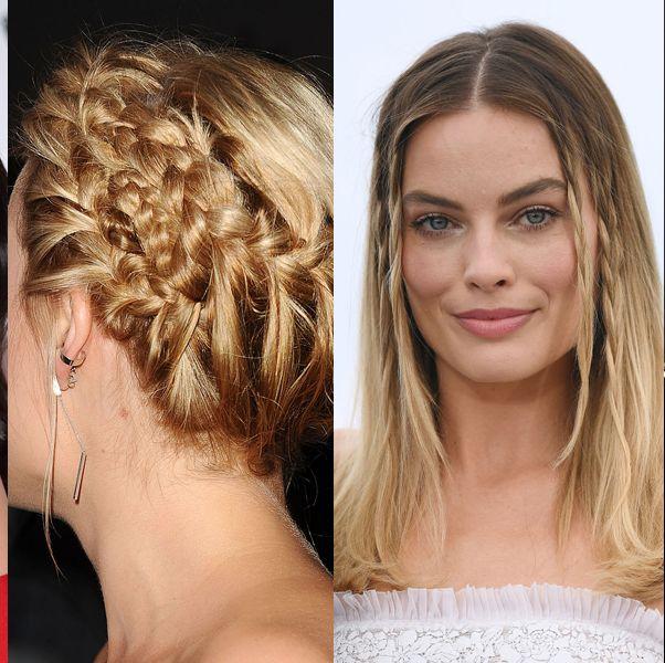 Margot Robbie,hair styling