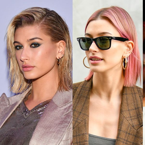 Hair, Eyewear, Face, Hairstyle, Blond, Hair coloring, Eyebrow, Beauty, Chin, Skin,