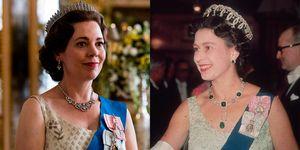 オリヴィア・コールマン、エリザベス女王、『ザ・クラウン 』