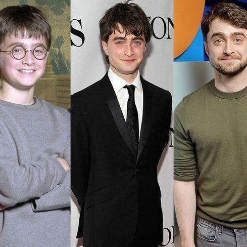ハリーもハーマイオニーも30代に! あの『ハリー・ポッター』キャストたちのnow & then
