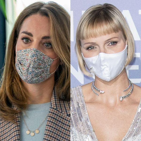 世界のロイヤルのマスクヘア&メイクを分析
