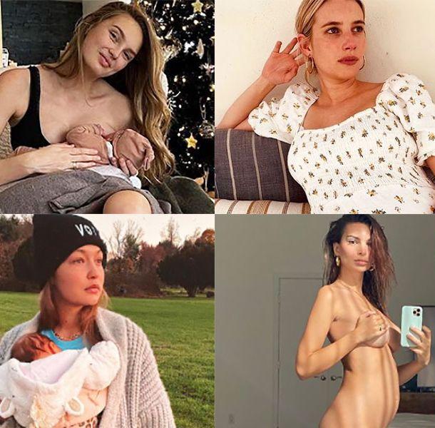 全38組! 2020年に妊娠&出産したセレブ総覧