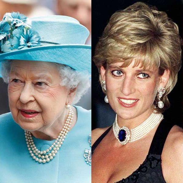 ロイヤルファミリー パール 真珠 アクセサリー キャサリン妃 エリザベス女王 ダイアナ妃 カミラ夫人