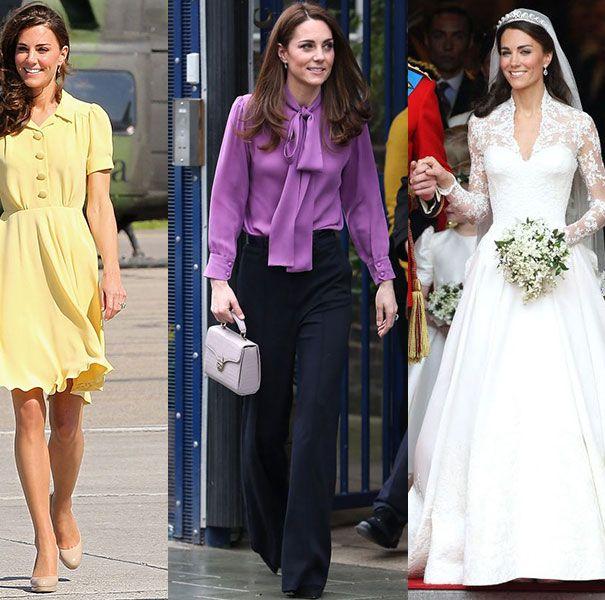 キャサリン妃、結婚から10年でロイヤルファッションをどう変えた?