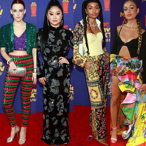 laで5月16日(現地時間)、mtvムービー&tvアワード2021の受賞式が開催され、ヤラ・シャヒディやラナ・コンドルなどが出席した。グッチのドレスからヴェルサーチェのツーピースまで、レッドカーペットを飾ったファッションのうち、そのハイライトといえるスタイルを披露したセレブたち17人をご紹介。