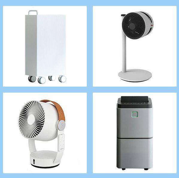 除湿機 除湿器 サーキュレーター 扇風機 おすすめ 家電 おしゃれ デザイン家電 梅雨 ジメジメ 湿気対策 スタイリッシュ 映え
