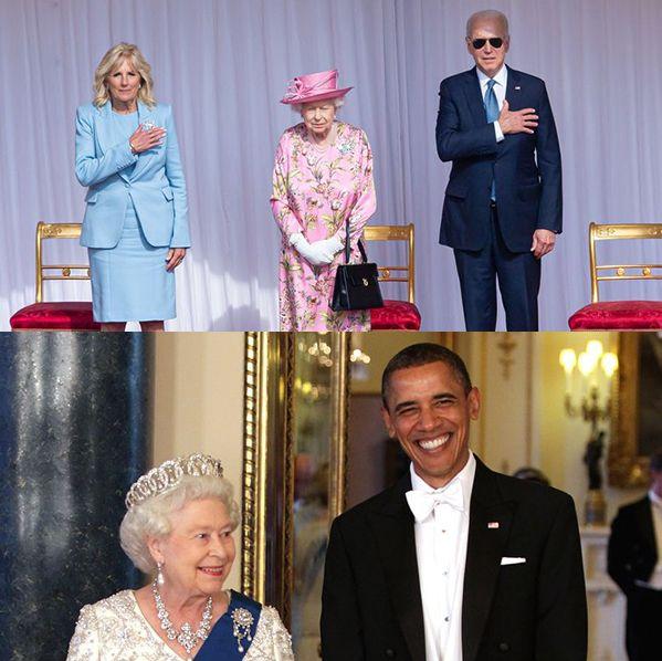 エリザベス女王 大統領 歴代 謁見 面会 ロイヤルファミリー 英王室
