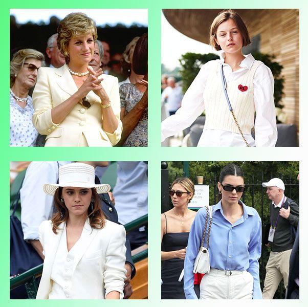 ケンダル・ジェンナーからキャサリン妃まで、人気セレブたちのウィンブルドンファッション40