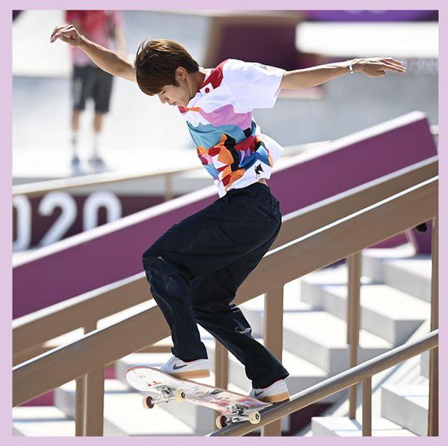 オリンピックスケートボードシューズ
