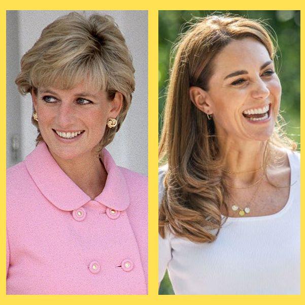 ロイヤルファミリー ゴールド ジュエリー エリザベス女王 キャサリン妃 ダイアナ妃 メーガン妃 チャールズ皇太子 ウィリアム王子 アン王女 ユージェニー王女 ベアトリス王女