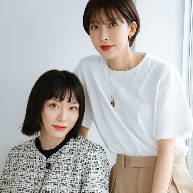 韓国メイクトレンド