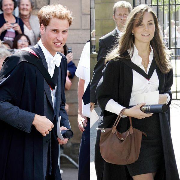 ロイヤルファミリー 英王室 大学 カレッジ キャンパスライフ 大学時代 キャサリン妃 ウィリアム王子 ヘンリー王子 チャールズ皇太子