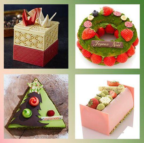 予約スタート!2021年クリスマスケーキカタログ