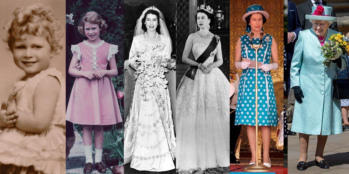 Queen Elizabeth, birthday, history