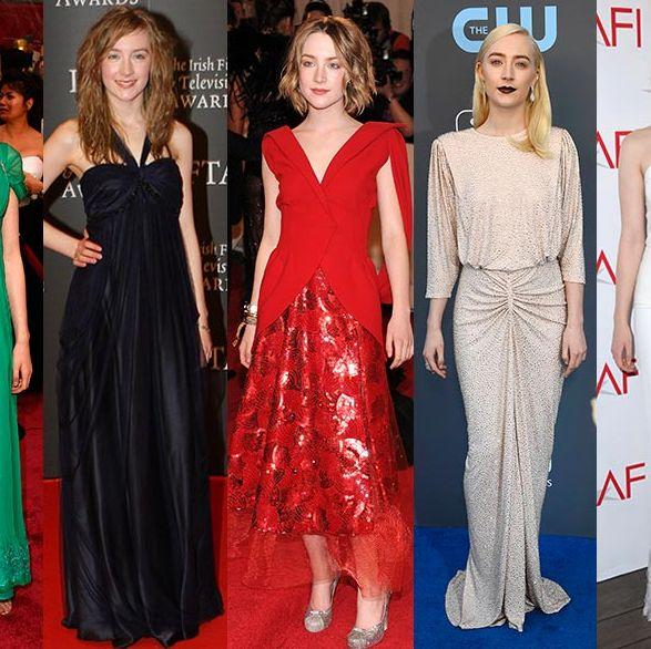 Saroise Ronan, dress, fashion