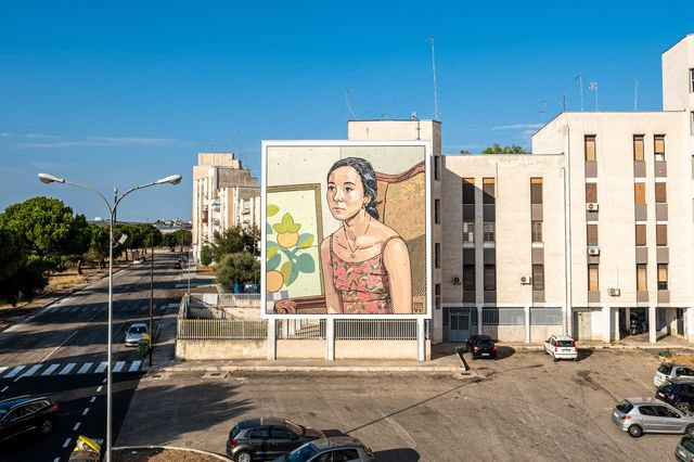 street art taranto