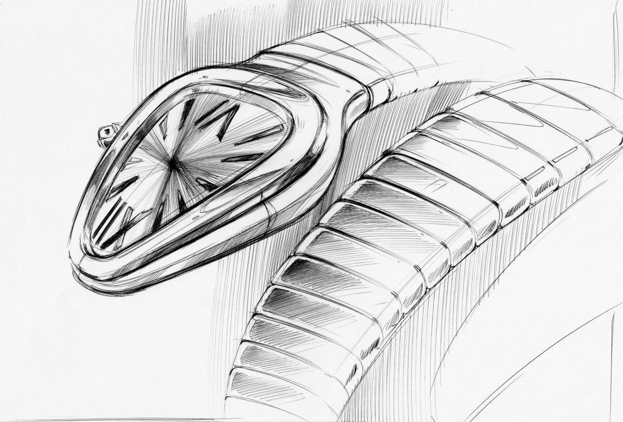 Come si disegna un orologio?