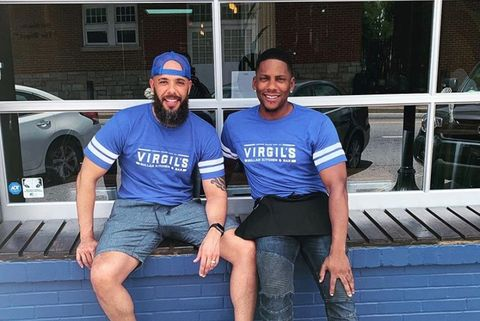 These Atlanta Husbands Are Building Community Through Food