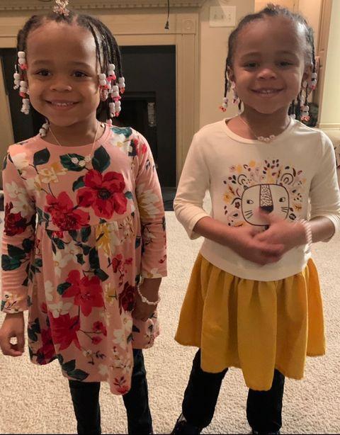 allyson robinson twin daughters
