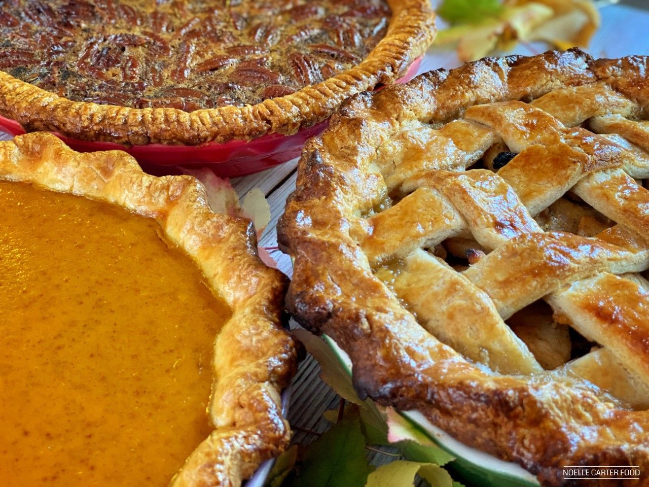 Three Classic Pies That Will Still Impress At Thanksgiving