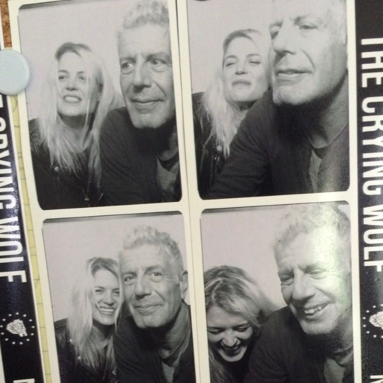 I Gave Anthony Bourdain a 60th Birthday Party That Didn't Suck. And Then We Got Tattoos.