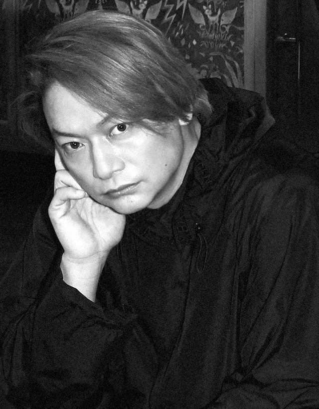香取慎吾さんのポートレート