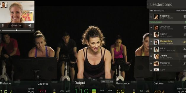 Peloton Cycle The New At Home Cycling Workout Prevention