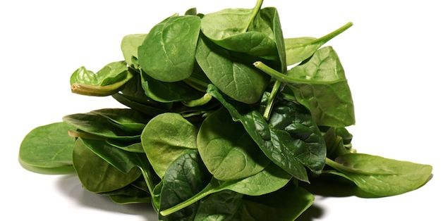 A New Way Of Freezing Makes Frozen Spinach Look Like Fresh