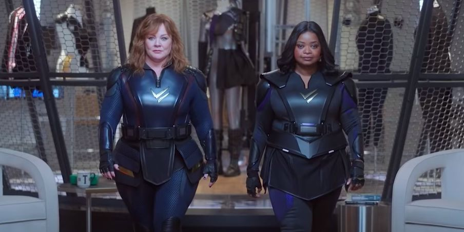 Netflix releases first trailer for new superhero movie with Melissa McCarthy
